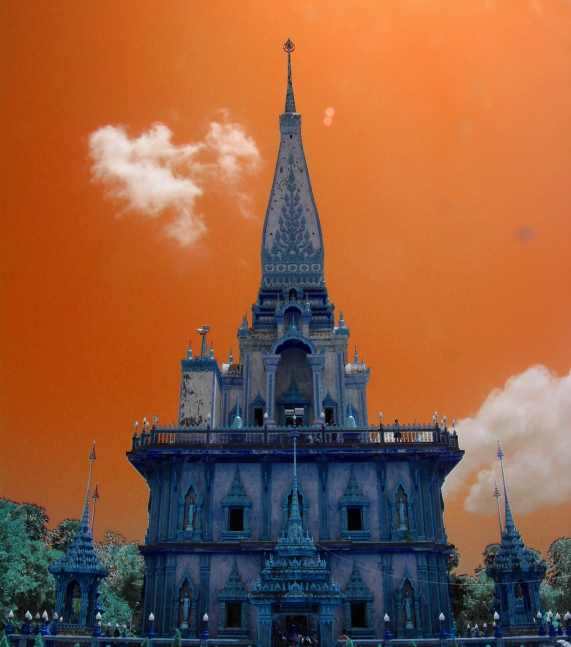 Wat Chalong 2 - images of Thailand