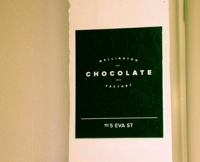 Chocolate Wellington