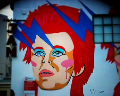Bowie Wall Wellington NZ