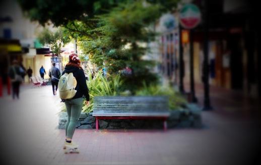 Cuba Street Skateboard