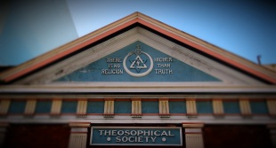 Theosophical Society Wellington NZ