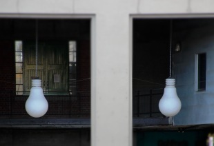 Two Bulbs Eva Street Wellington NZ