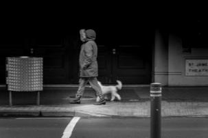 Eskimo dog lady